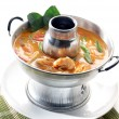 Thai Food Tom Yum seafood — Stock Photo