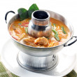 Thai Food Tom Yum seafood — Stock Photo #35073615