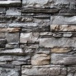 Stone modern wall, stone modern wall background — Stock Photo #35077193