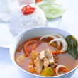 Thai Dishes - Tom Yam Kung — Stock Photo