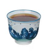 Chinese tea isolated on white — Stock Photo