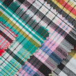 multi color fabric texture samples — Stock Photo #35107727
