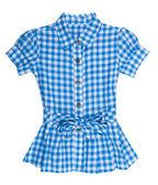 "Shirt. Children's wear ""girl"" on a background — Stock Photo"