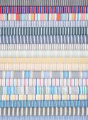 Fabrics textile. Cotton Fabric Sample — Stock Photo