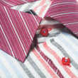 Shirts closeup. man shirts closeup — Stock Photo