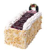 Ciasto, lody ciasto na tle — Zdjęcie stockowe