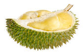 Shell (husk) of the prized durian fruit. — Stock Photo