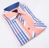 Shirt. mens shirt on a background — Stock Photo
