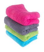 Serviette. serviette sur un fond — Photo