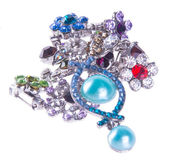 Jewelry. jewelry on the background — Stock Photo