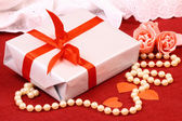 Exciting gift for St. Valentine Day — Stock Photo
