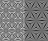 Seamless Triangle Elements Pattern — 图库矢量图片