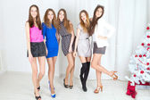 Giovani donne belle — Foto Stock