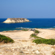 Stock Photo: Coast of Akamas peninsula, Cyprus