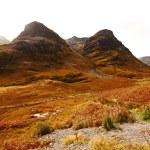 Glencoe, Scottish highlands, Scotland, UK — Stock Photo #14278129