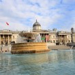 Stock Photo: Trafalgar Square, Summertime, London