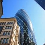 The Gerkin, London — Stock Photo