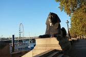 London, Cleopatra — Stock Photo