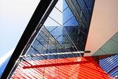 Moderní architektura v londýně — Stock fotografie