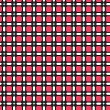 Black and pink abstract squares retro — 图库矢量图片