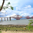 Stock Photo: THE FORTH RAIL BRIDGE