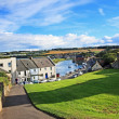 Stockfoto: Panoramof St Andrews, Fife, Scotland