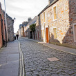 Old street in St Andrews, Scotland — Stock Photo #21647941