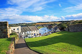 Panorama of St Andrews, Fife, Scotland — Стоковое фото