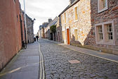 Old street in St Andrews, Scotland — Stock Photo
