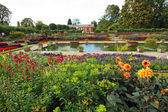 Kensington palace garden — Stock Photo