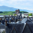 Oban in Scotland — Stock Photo