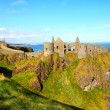 Stock Photo: Dunluce Castle, Northern Ireland