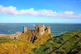 Dunluce castle, irsko — Stock fotografie