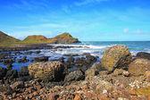 Beautiful rocky coastline of Ireland — Stock Photo
