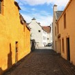 Ancient streets in Culross — Stock Photo #32344291