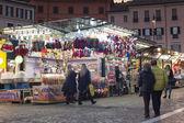 Turistler, roma — Stok fotoğraf