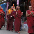 Tibetmonks pray — Stockfoto #18035981