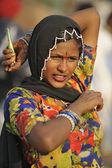 Indian girl — Stock Photo