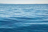 High resolution blue water — Stock Photo