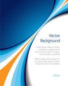 Brochure Cover — Stock Vector