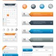 Vector de stock : Web Pack