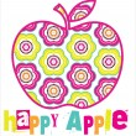 Vector apple design — Stock Vector #23205602