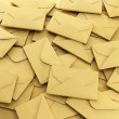 3d illustration: A group of envelopes — Stock Photo #15321025