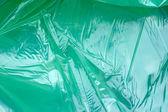 Polyethylene film as backgrounds — Stock Photo