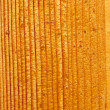 Lacquered wooden board - Stock Photo