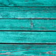 Old horizontal wooden fence — Stock Photo