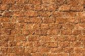 Wall with big limestone blocks — Stock Photo
