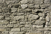 Detail of ancient walls of fortification — Foto Stock