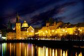 Quay Prague — Stock Photo