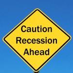 recesji — Zdjęcie stockowe
